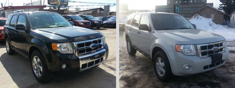used ford escape for sale edmonton used suv sales car corner. Cars Review. Best American Auto & Cars Review