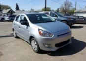 2014 Mitsubishi Mirage Like New! W/ Factory waranty!, used Car