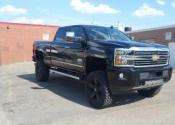 2015 Chevrolet Silverado 2500HD High Country 6.5inch lift FULLY L, used Truck