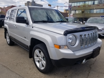 2011 Jeep Patriot Latitude X 70th Anniversary SUV