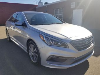 2016 Hyundai Sonata Sport Tech Car