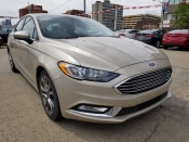 2017 Ford Fusion LEATHER Car