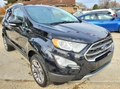 2018 Ford EcoSport Titanium AWD Car