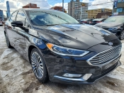 2017 Ford Fusion SE AWD Car