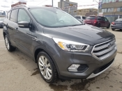 2017 Ford Escape Titanium 4WD LOADED SUV