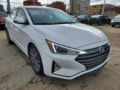2019 Hyundai Elantra Limited Car