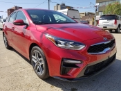 2019 Kia Forte EX LEATHER INTERIOR Car