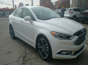 2018 Ford Fusion Titanium AWD! Car