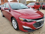 2019 Chevrolet Malibu LT Car