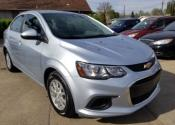 2017 Chevrolet Sonic LT MINT CONDITION Car