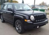 2017 Jeep Patriot Sport 4WD - LIKE NEW! SUV