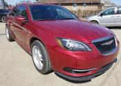 2013 Chrysler 200 S Car