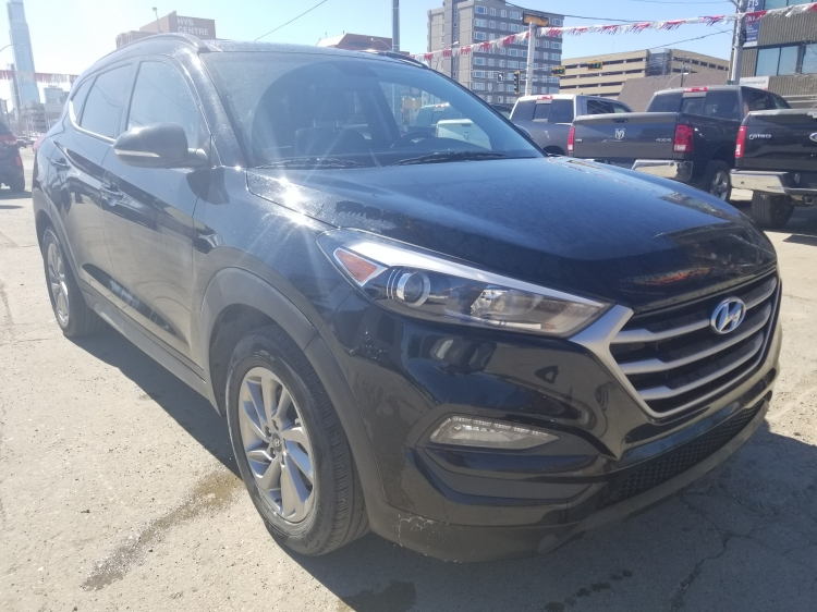 2018 Hyundai Tucson LEATHER LOADED SUV