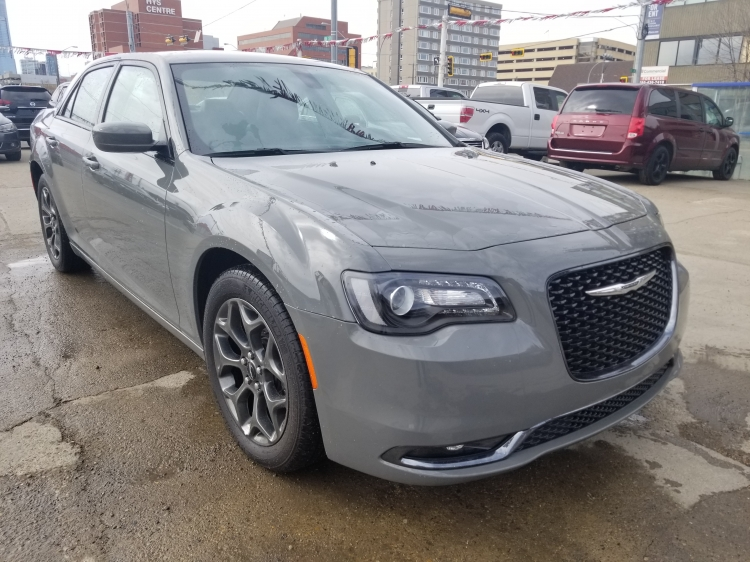 2018 Chrysler 300 S V6 AWD Car