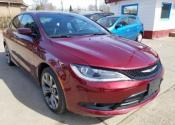 2016 Chrysler 200 S LIKE NEW LOW KM Car