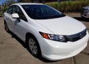 2012 Honda Civic LX Car