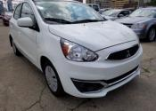 2017 Mitsubishi Mirage Car