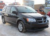 2013 Dodge Grand Caravan, used Van