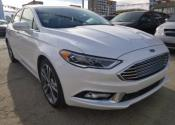 2017 Ford Fusion Titanium AWD Car
