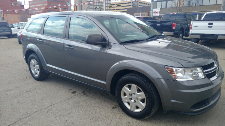 2012 Dodge Journey SE SUV