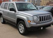 2015 Jeep Patriot Sport 4WD SUV