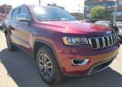 2018 Jeep Grand Cherokee Limited 4WD SUV