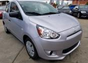 2015 Mitsubishi Mirage Car
