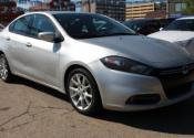 2013 Dodge Dart Rallye Turbo Charged Car