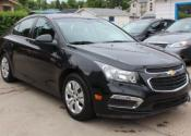 2015 Chevrolet Cruze LT LOW KM Car