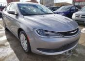 2016 Chrysler 200 LX Car