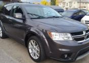 2015 Dodge Journey SXT 7 PASSENGER SUV
