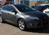 2013 Ford Focus SE Hatch Car